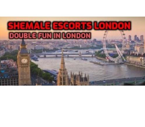 Shemale Escorts London